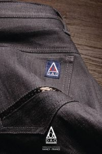 Jeans Mars – Type 5 Carbone Edition