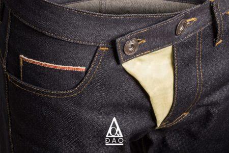 Jeans Février : Type 5 Selvegde + kevlar