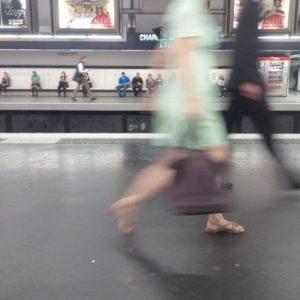 Quelques jours à Paris.
