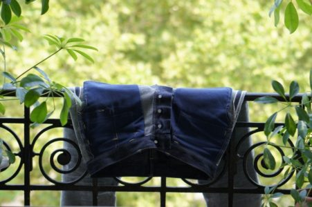 10 steps to wash raw, selvedge or black jeans