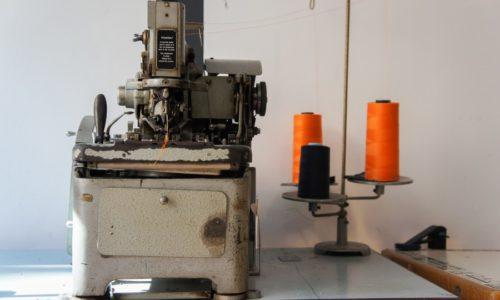 Ma machine à fabriquer les boutonnières
