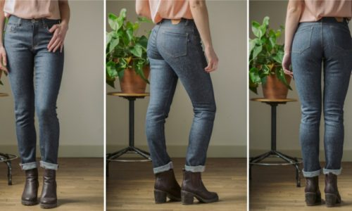 Jeans-Denim-Lin-Femme