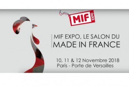 DAO au MIF Expo 2018 ! J-30