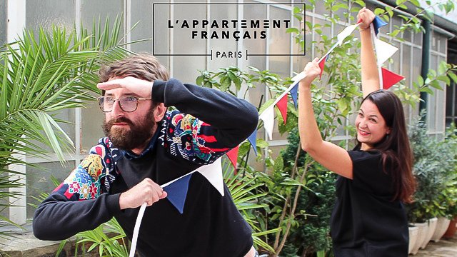 L'Appartement Français, en plein cœur des Champs Elysées à Paris © L'Appartement Français Ulule