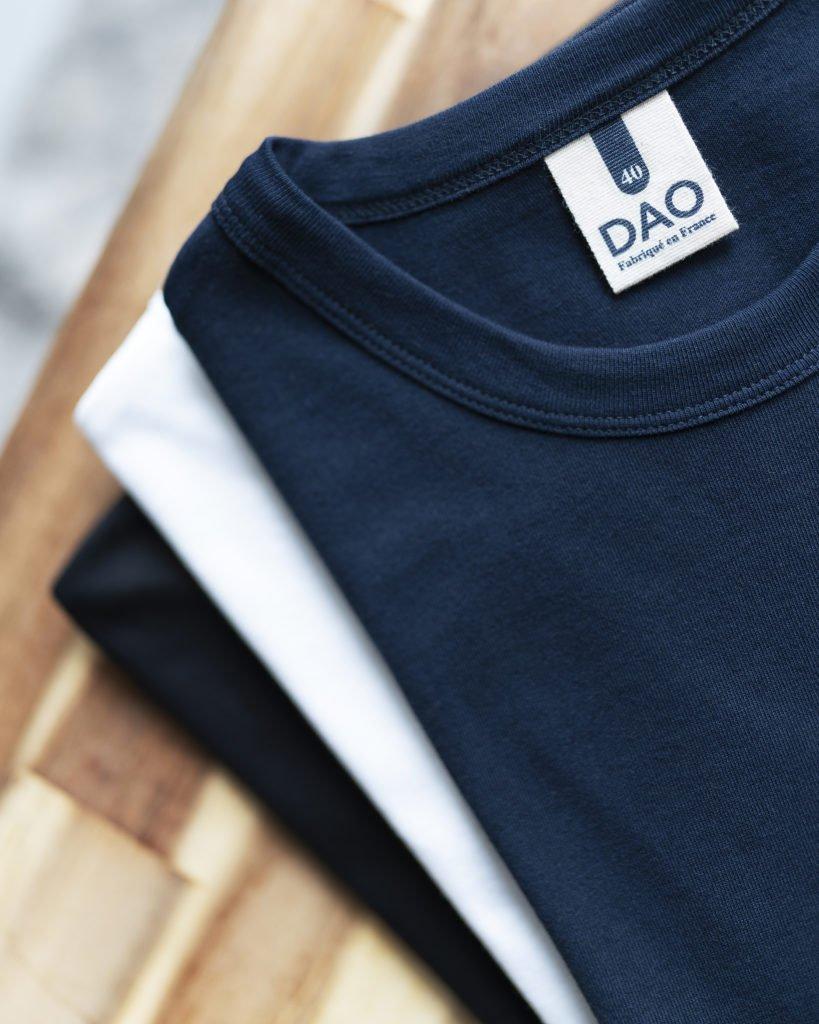 T-shirt en coton biologique Dao